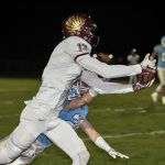 Maple Mountain High School Varsity Football beat Salem Hills High School 25-7