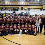 Ellevés are Region 8 Champions