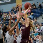 Maple Mountain High School Girls Varsity Basketball falls to Salem Hills High School 66-52