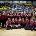 Ellevés Take 3rd at State 4A Drill Competition