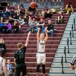 Maple Mountain High School Boys Varsity Basketball beat Payson High School 69-61