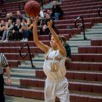 Maple Mountain High School Girls Varsity Basketball beat Wasatch High School 46-30