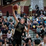 Maple Mountain High School Boys Varsity Basketball beat Wasatch High School 66-47