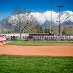 Maple Mountain High School Varsity Baseball falls to Spanish Fork High School 3-1