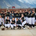 Maple Mountain High School Varsity Softball beat Wasatch High School 5-4