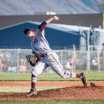 Maple Mountain High School Varsity Baseball falls to Spanish Fork High School 2-0