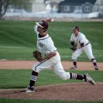 Maple Mountain High School Varsity Baseball beat Uintah High School 4-0