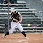 Maple Mountain High School Varsity Softball beat Payson High School 5-3