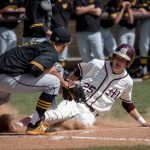 Maple Mountain High School Varsity Baseball beat Wasatch High School 12-2