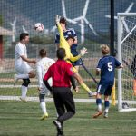 Maple Mountain High School Boys Varsity Soccer falls to Woods Cross High School 2-1