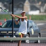 Maple Mountain Girls Tennis Falls to Pleasant Grove 2-3