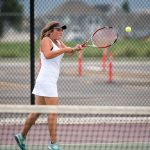 Girls Tennis Results v Salem Hills