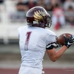 Maple Mountain High School Varsity Football falls to Uintah High School 16-13