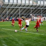 Maple Mountain High School Girls Varsity Soccer beat Springville High School 4-1