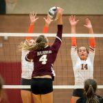 Girls Varsity Volleyball falls to Skyridge 3 – 0