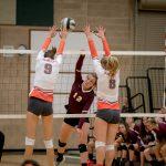 Varsity Volleyball v Skyridge 2017
