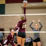 Girls Varsity Volleyball falls to Timpanogos 3 – 2