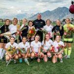 Girls Varsity Soccer falls to Skyridge 1 – 0