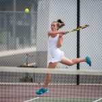 Girls Tennis Qualify for State