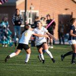 Girls Varsity Soccer beats Brighton 1 – 0