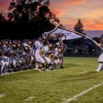 Boys Varsity Football falls to Timpanogos 35 – 6