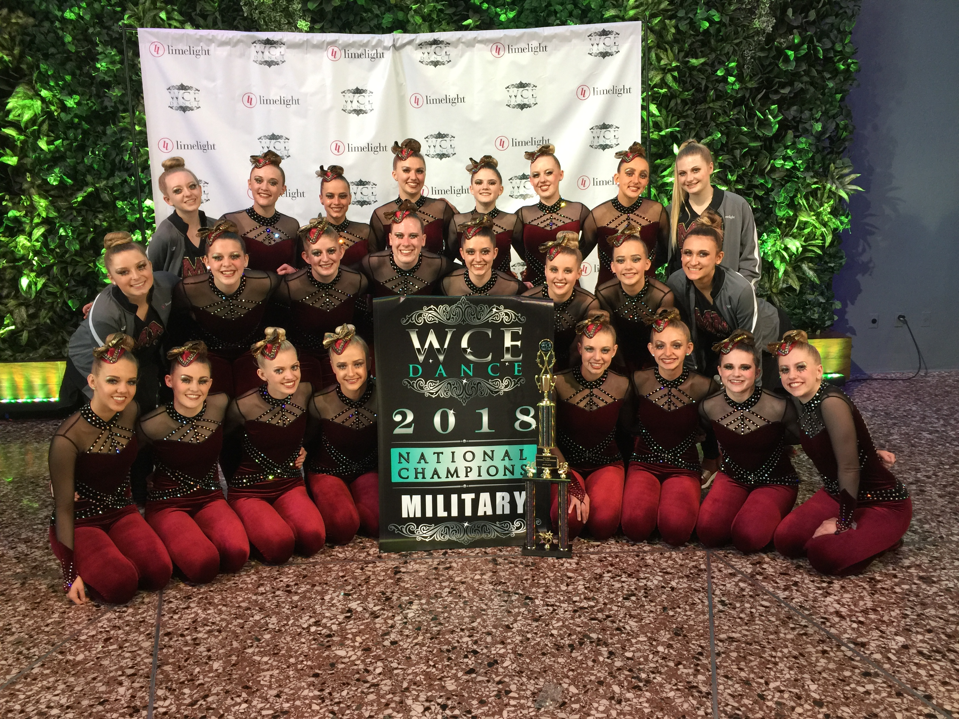 MMHS ELLEVÉS ARE NATIONAL MILITARY CHAMPIONS