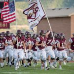Boys Varsity Football falls to Woods Cross 35 – 25
