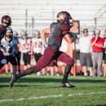 Boys Varsity Football wins vs Uintah 48 – 6
