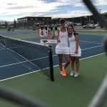 Tennis: Lady Golden Eagles beat SkyRidge 3-2