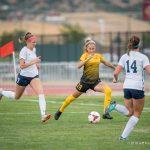 Girls Varsity Soccer beats Timpanogos 5 – 4