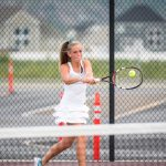 Girls Tennis Falls to Springville 3-2