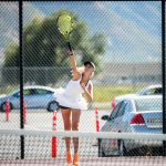 Tennis: Lady Golden Eagles beat Timpanogos 5-0