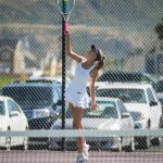 Photos: Girls Tennis v Timpanogos 2018