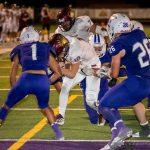 Boys Varsity Football falls to Lehi 29 – 7