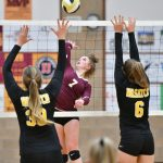 Girls Varsity Volleyball vs Wasatch 1 – 3