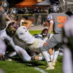 Boys Varsity Football falls to Skyridge 38 – 13