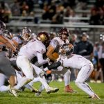 Photos: Varsity Football @ Skyridge 2018