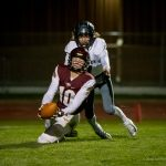 Boys Varsity Football beats Timpanogos 36 – 35 in Overtime
