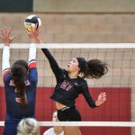 Girls Varsity Volleyball falls to Springville 3 – 1