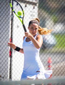 Girls Tennis v Uintah 2019