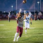 Boys Varsity Football falls to Pleasant Grove 45 – 21