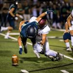 Varsity Football beats Timpanogos 21 – 13