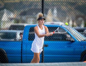 Girls Tennis v Salem Hills 2019