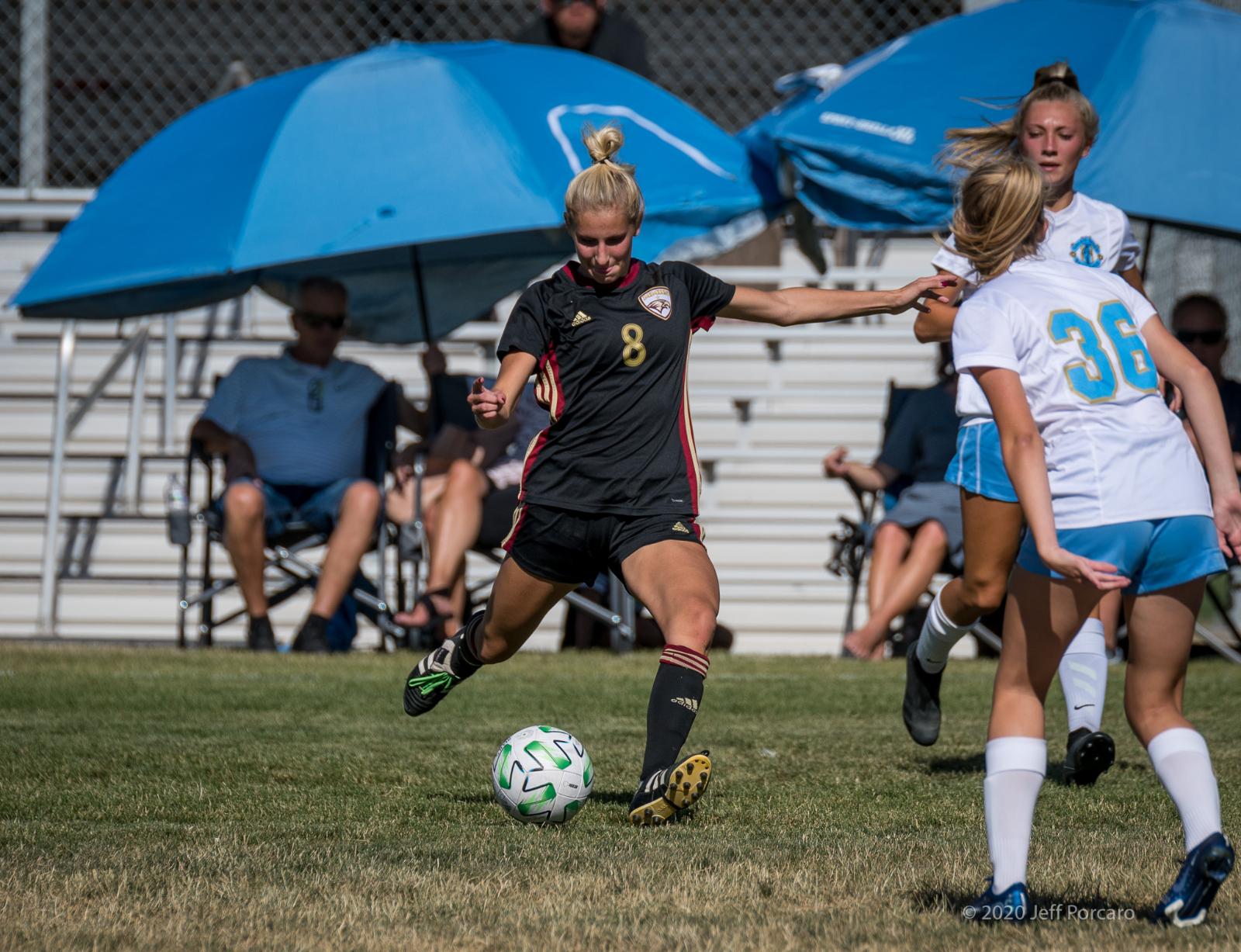Girls Varsity Soccer v Salem Hills 2020