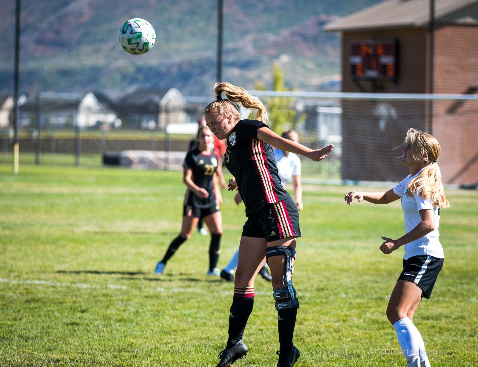 Girls Varsity Soccer v Provo 2020