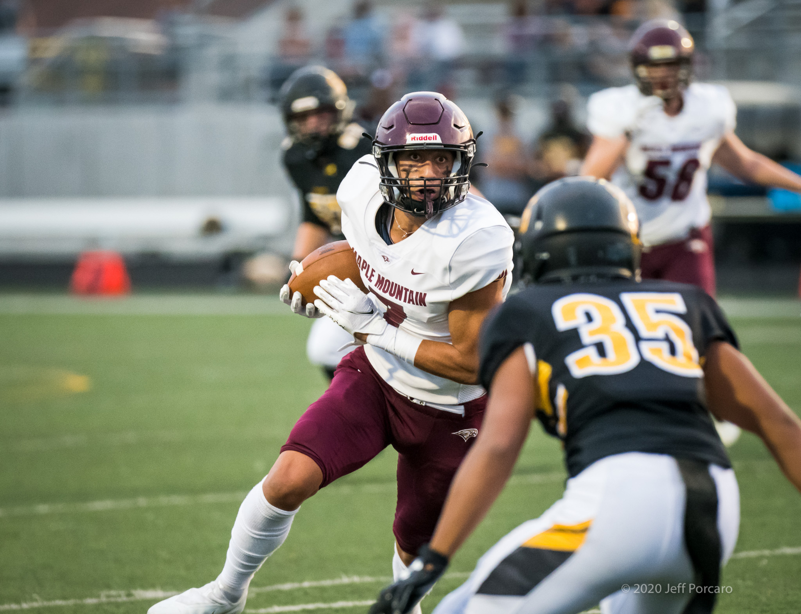 Gallery: Varsity Football v Wasatch 2020