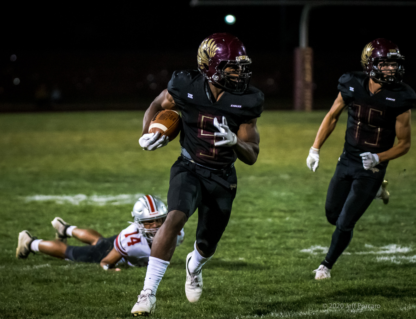 Gallery: Varsity Football v Spanish Fork 2020