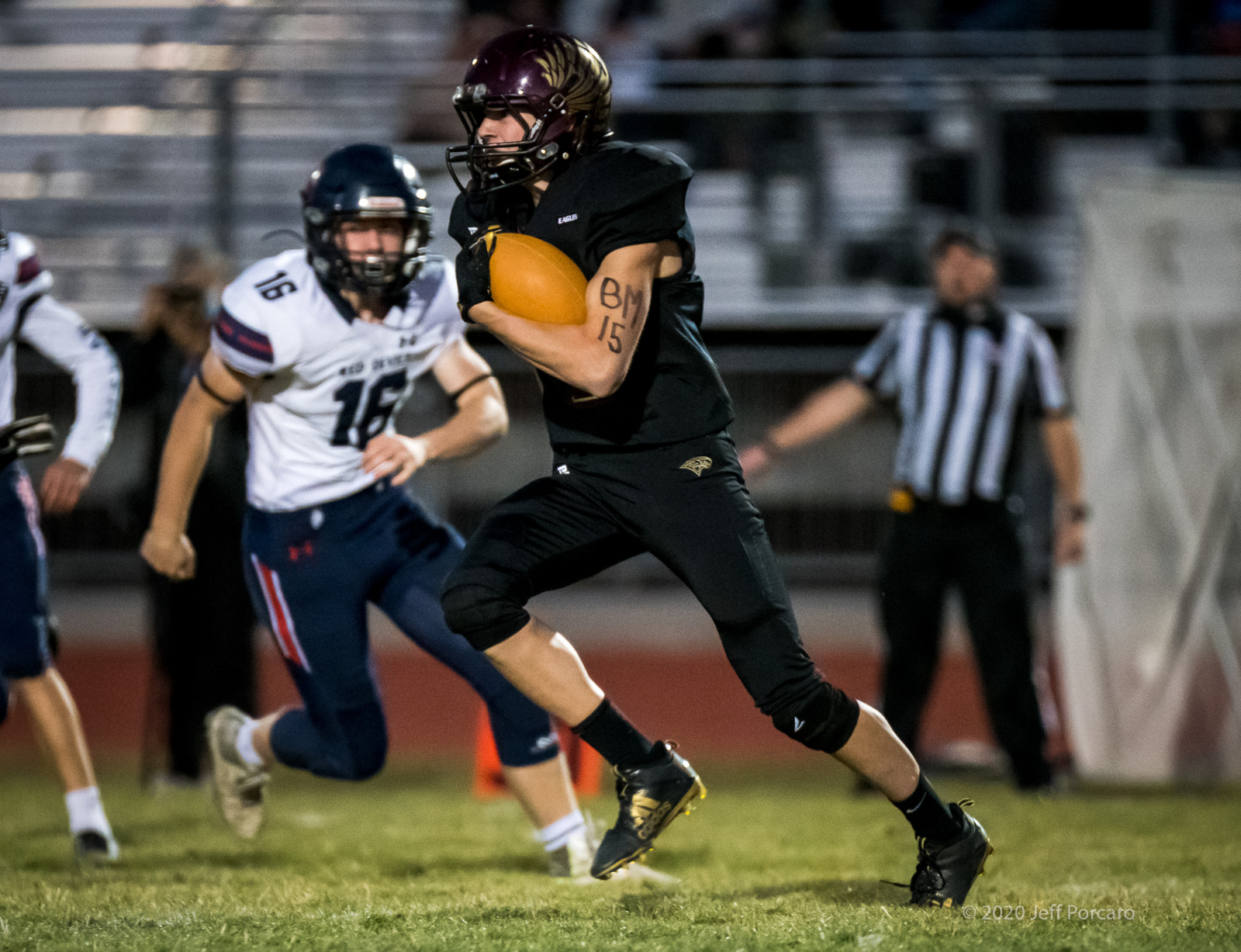 Gallery: Varsity Football Springville Playoff 2020