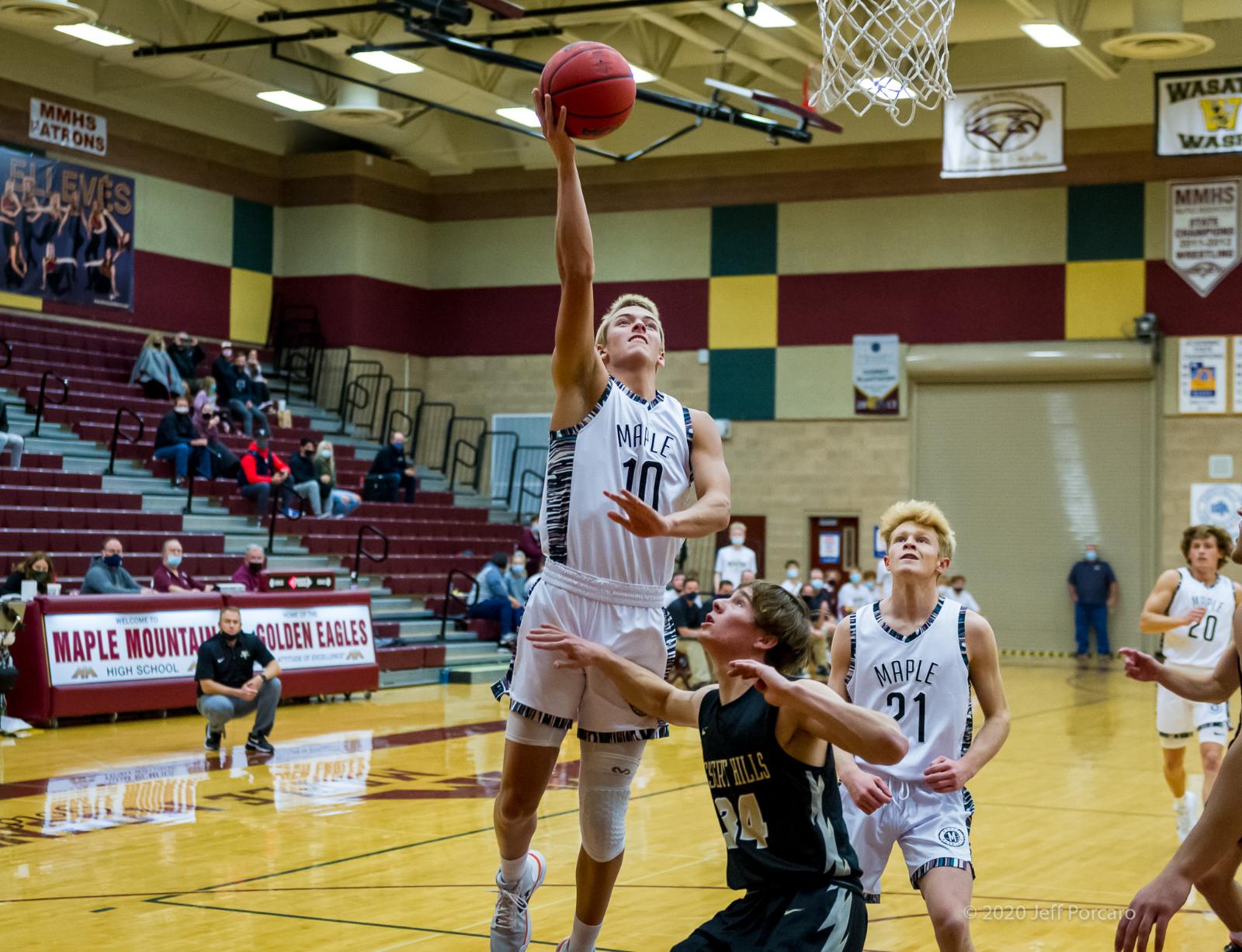 Gallery: Basketball Boys Varsity Desert Hills 2020