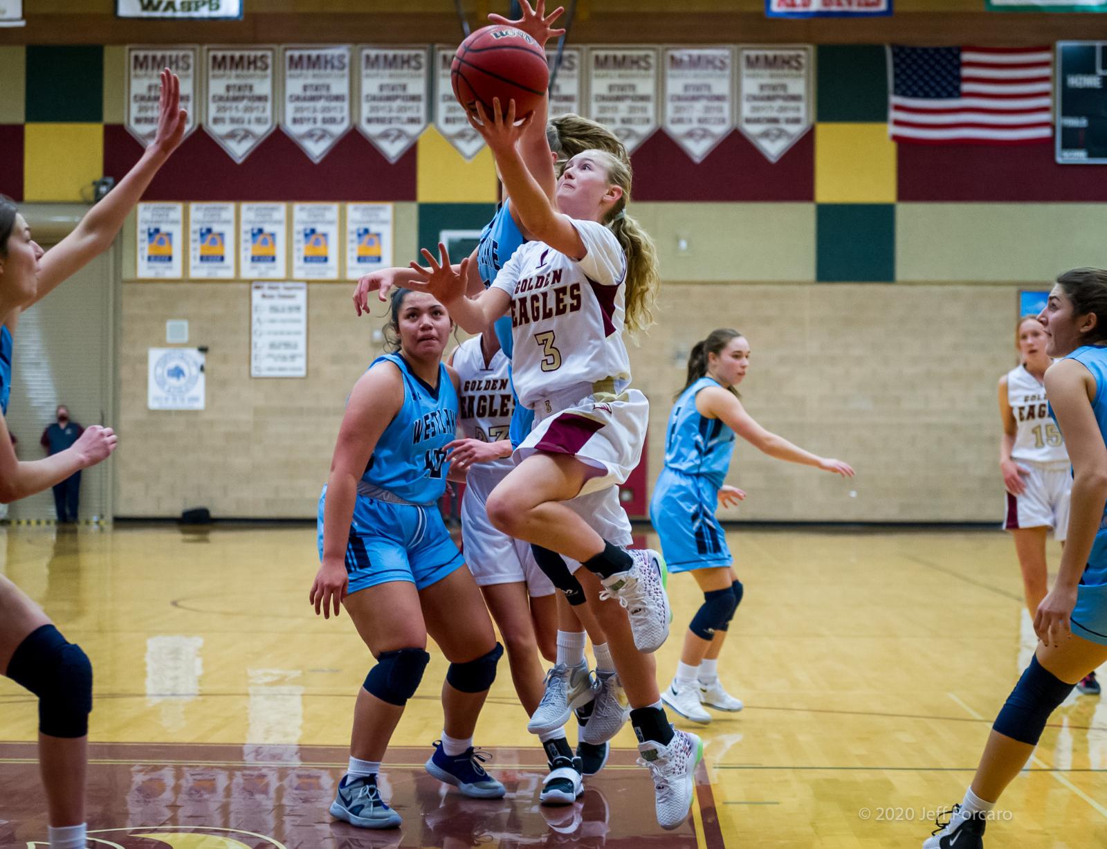 Gallery: Basketball Girls Varsity Westlake 2020